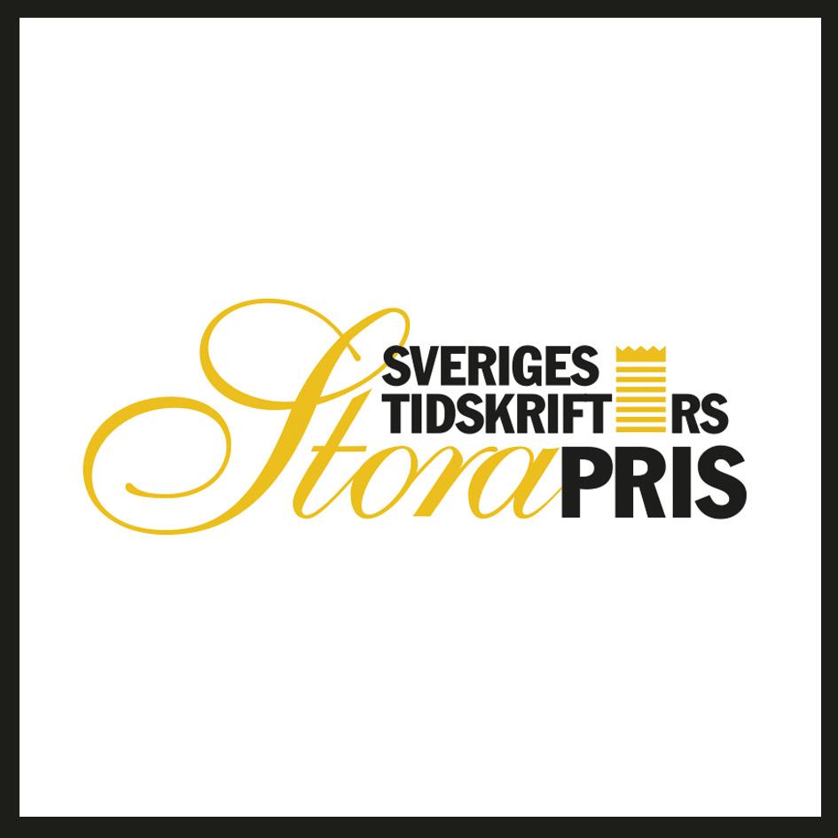 Sveriges Tidskrifters Stora Pris