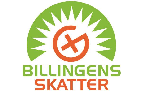 Logotyp för Billingens GeoCashing