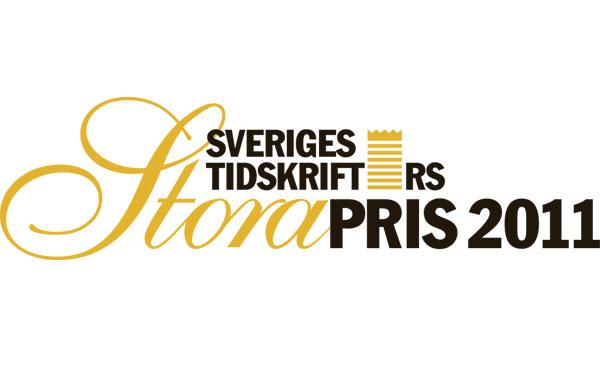 Stora Priset Sveriges Tidskrifter