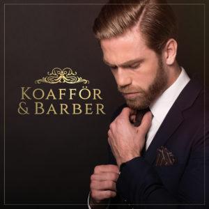 Grafisk identitet Koafför & Barber