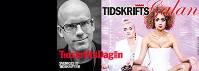 Design för Tidskriftsdagen 2016